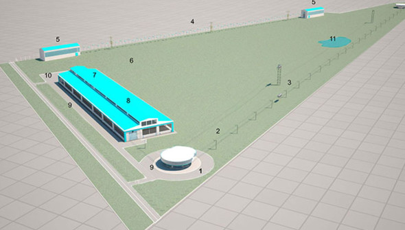 Индустриальная-площадка-SkyWay-схема-застройки