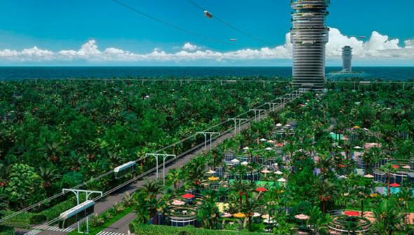 Линейный-город-SkyWay-в-Абу-Даби-(ОАЭ)