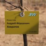 акция skyway посади дерево скайвей 32