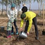 акция skyway посади дерево скайвей 42