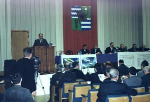 заседание научно-технического совета двух российских министерств 2002