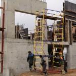 Фотоотчёт о ходе строительства ЭкоТехноПарка SkyWay