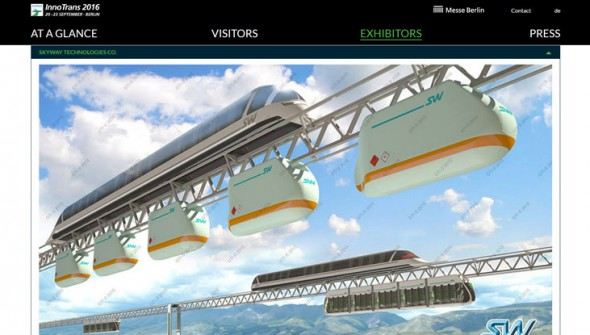 InnoTrans-Skyway