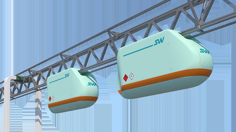 Грузовой Юнитрак UniTruck U4-133 для перевозки жидких грузов