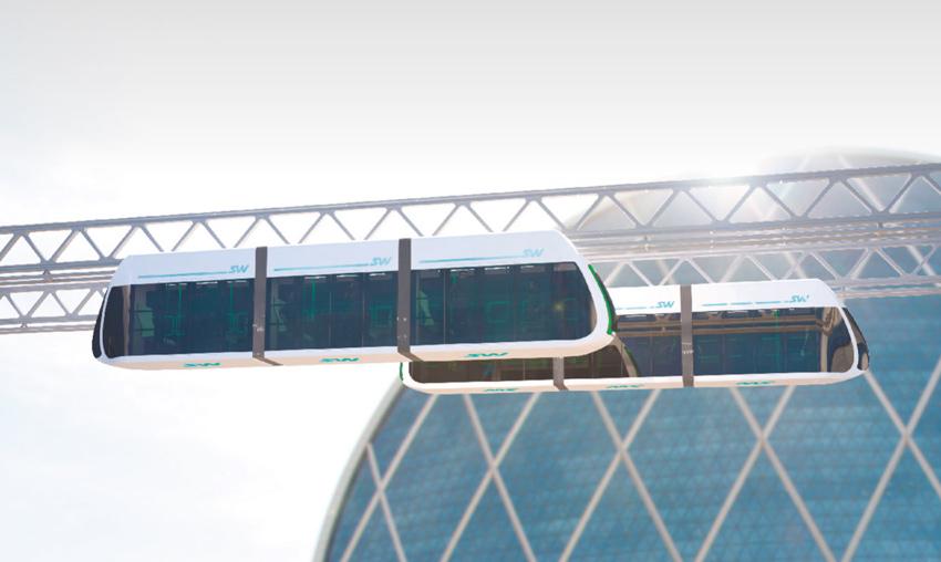 Транспортно-инфраструктурный комплекс SkyWay