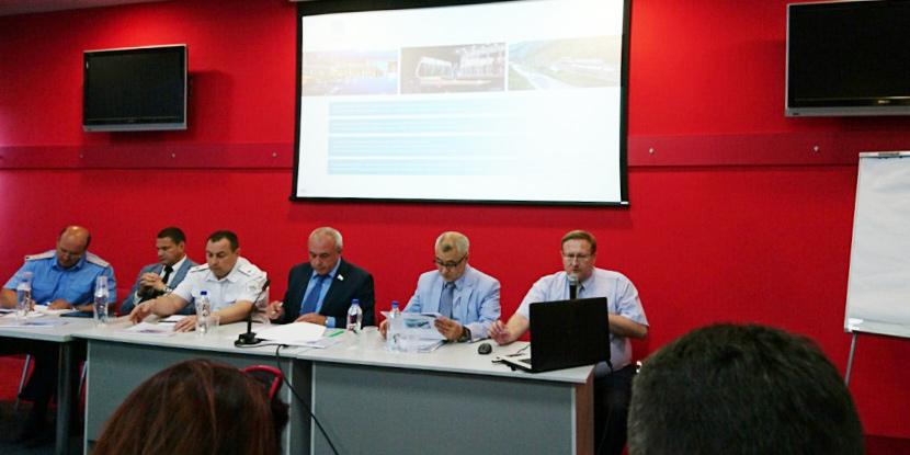 SkyWay на выездном заседании комитета Госдумы РФ