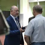 Генеральный директор посетил сборочные цеха