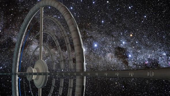 Космическое производство