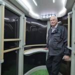 Фотоотчёт с выставки InnoTrans 2016