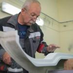 Подготовка Юнибайка и Юнибуса к Innotrans 2016