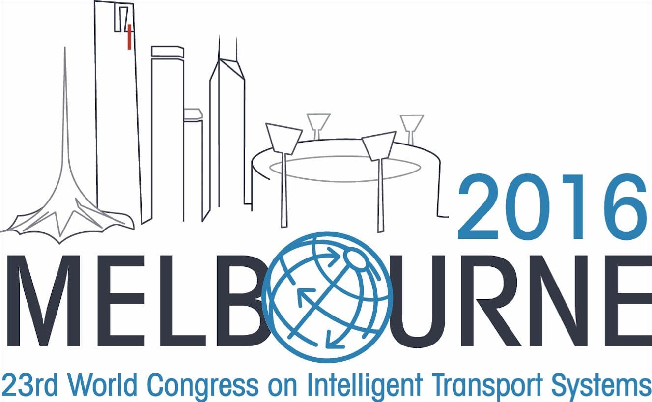 Логотип 23-го Всемирного конгресса ИТС