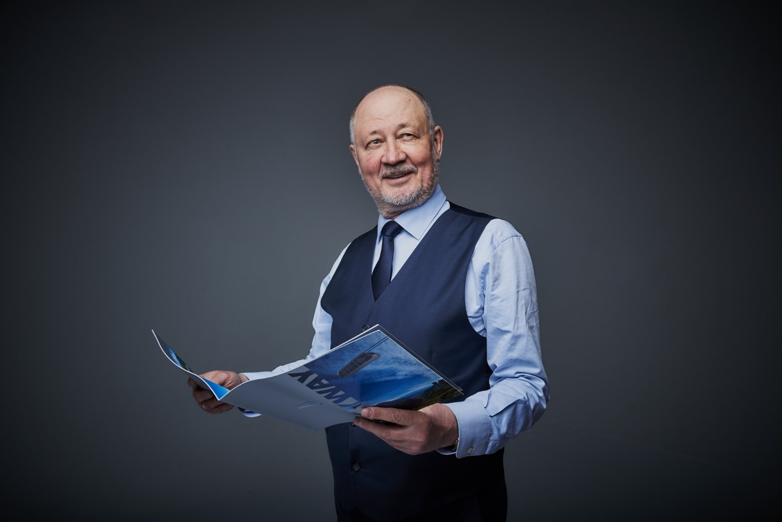 Инженер Анатолий Эдуардович Юницкий – автор и генеральный конструктор проектов SpaceWay и SkyWay