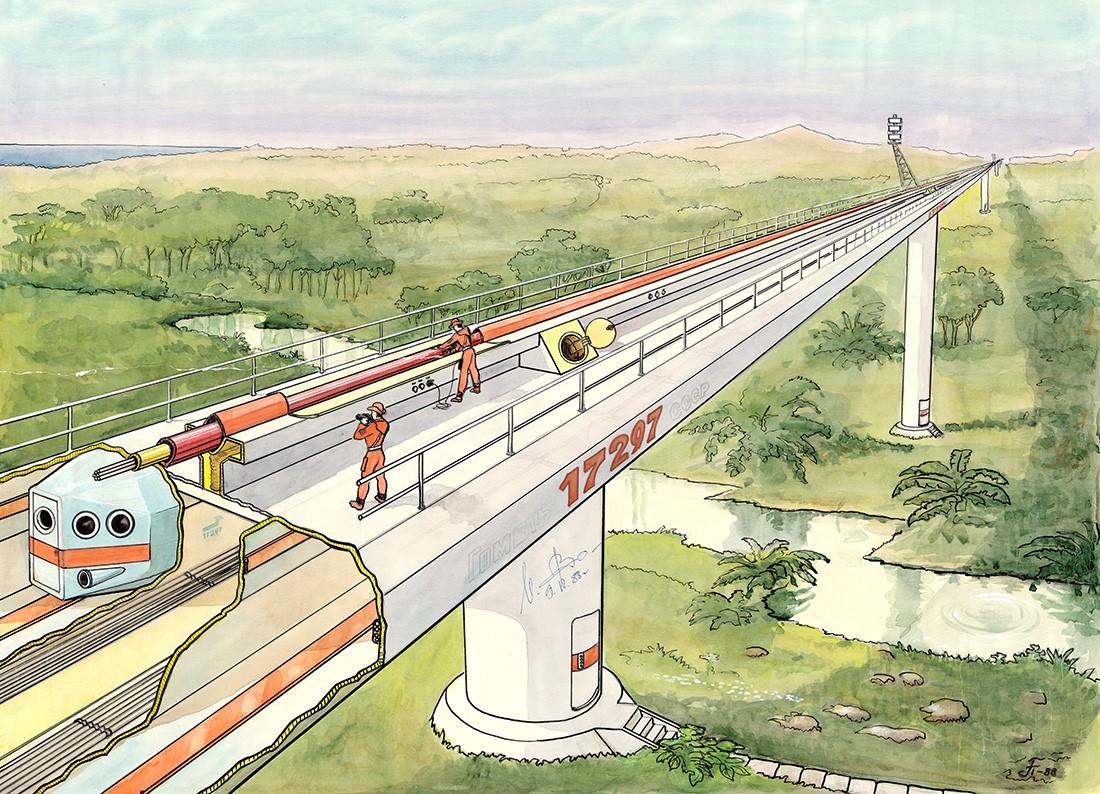 история струнного транспорта (1)
