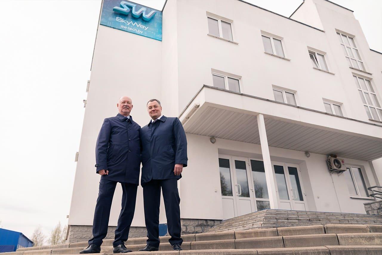 делегация из екатеринбурга посетила экотехнопарк skyway expo 2025 (2)