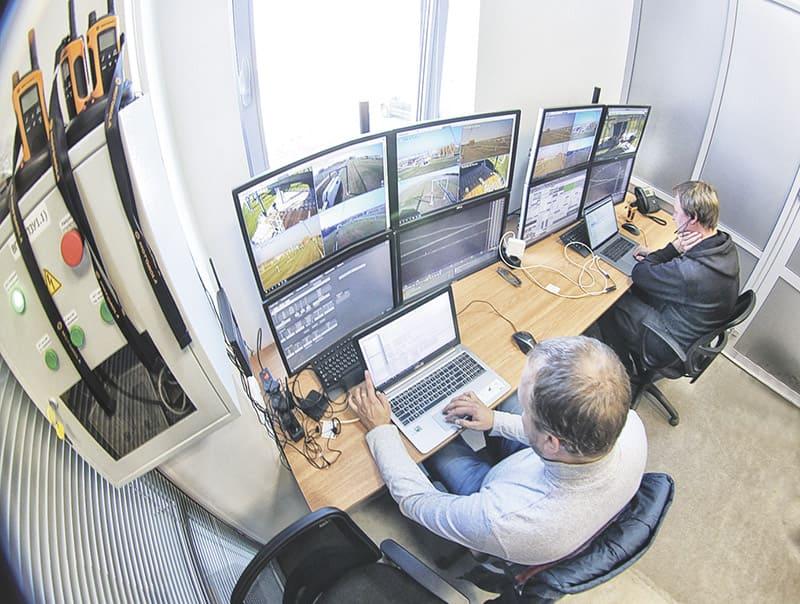 Диспетчерская – место, куда постуает вся оперативная информация