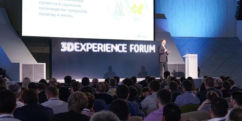 СТРУННЫЙ ТРАНСПОРТ НА 3DEXPERIENCE FORUM 2019 (1)