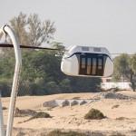 Первая демонстрация струнного транспорта в ОАЭ