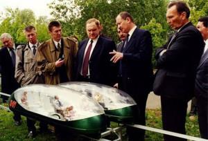Технология Стурнный транспорт Юницкого - Sky Way Небесные дороги
