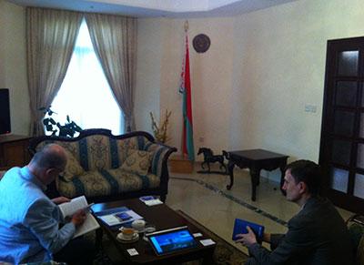 юницкий в посольстве белариси в оаэ