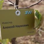 акция skyway посади дерево скайвей 56