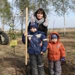 акция skyway посади дерево скайвей 74