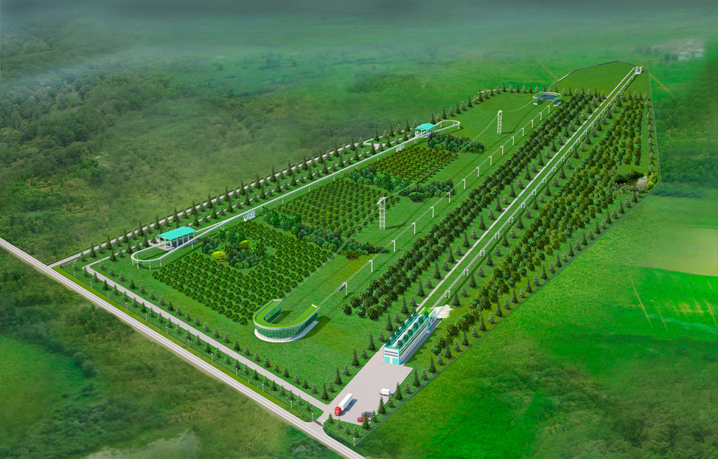 EcoTechnopark-Skyway
