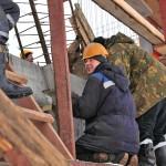 Фотоотчет из ЭкоТехноПарка Скайвей от 4 марта