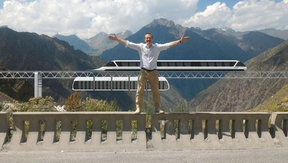Подробности деловой поездки представителей SkyWay в Кыргызстан