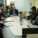 Ответный визит делегации ОРТ