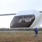 Ходовые испытания юнибайка SkyWay в Экотехнопарке