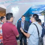 SkyWay на выставке в Индонезии