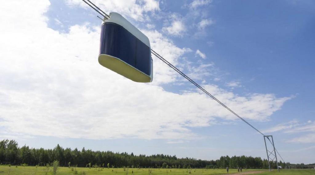 юнибус skyway в экотехнопарке