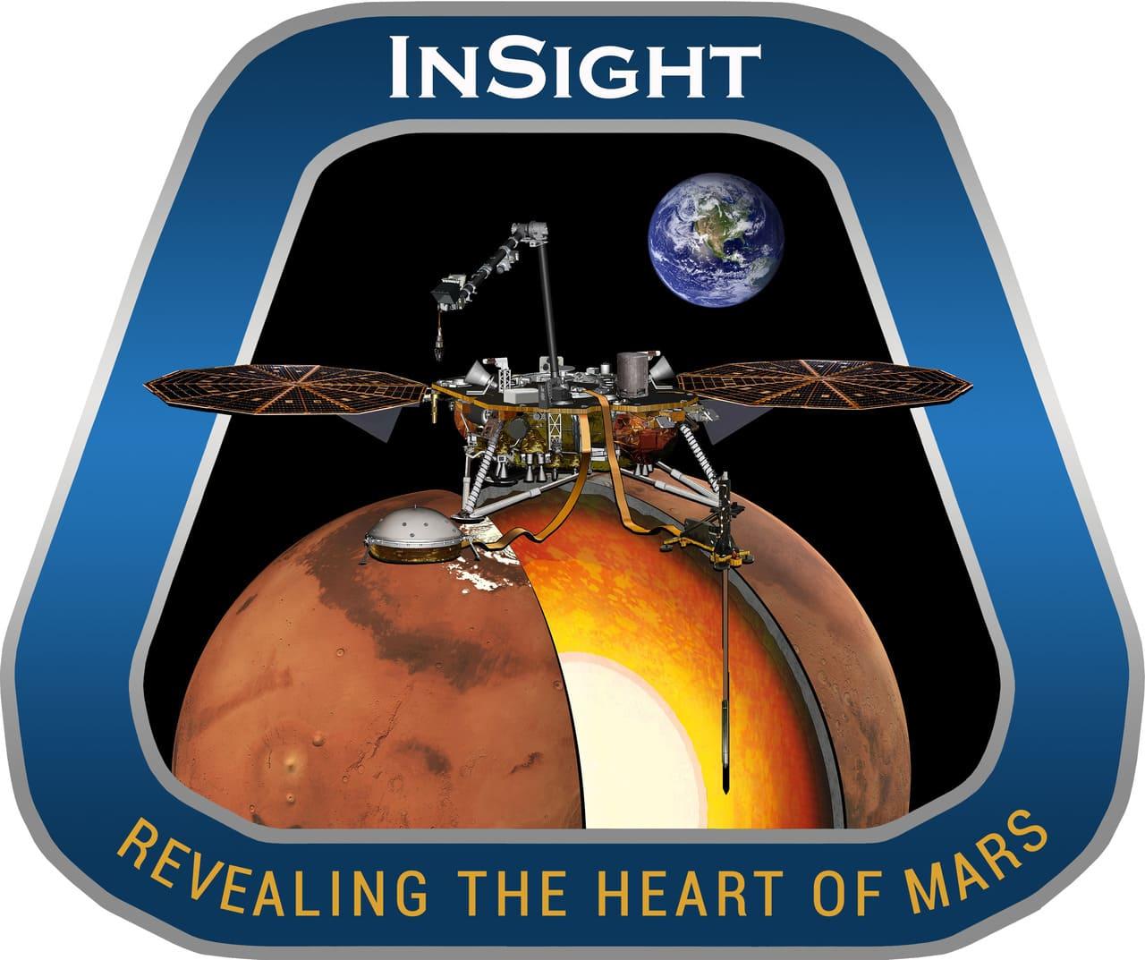 Миссия InSight достигла Марса – изучаем недра Марса