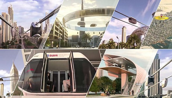 Шейх Мухаммед одобрил план инфраструктурного развития Дубая (1)